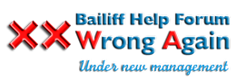 Bailiff Help Forum are Wrong Again | Dealing With Bailiffs